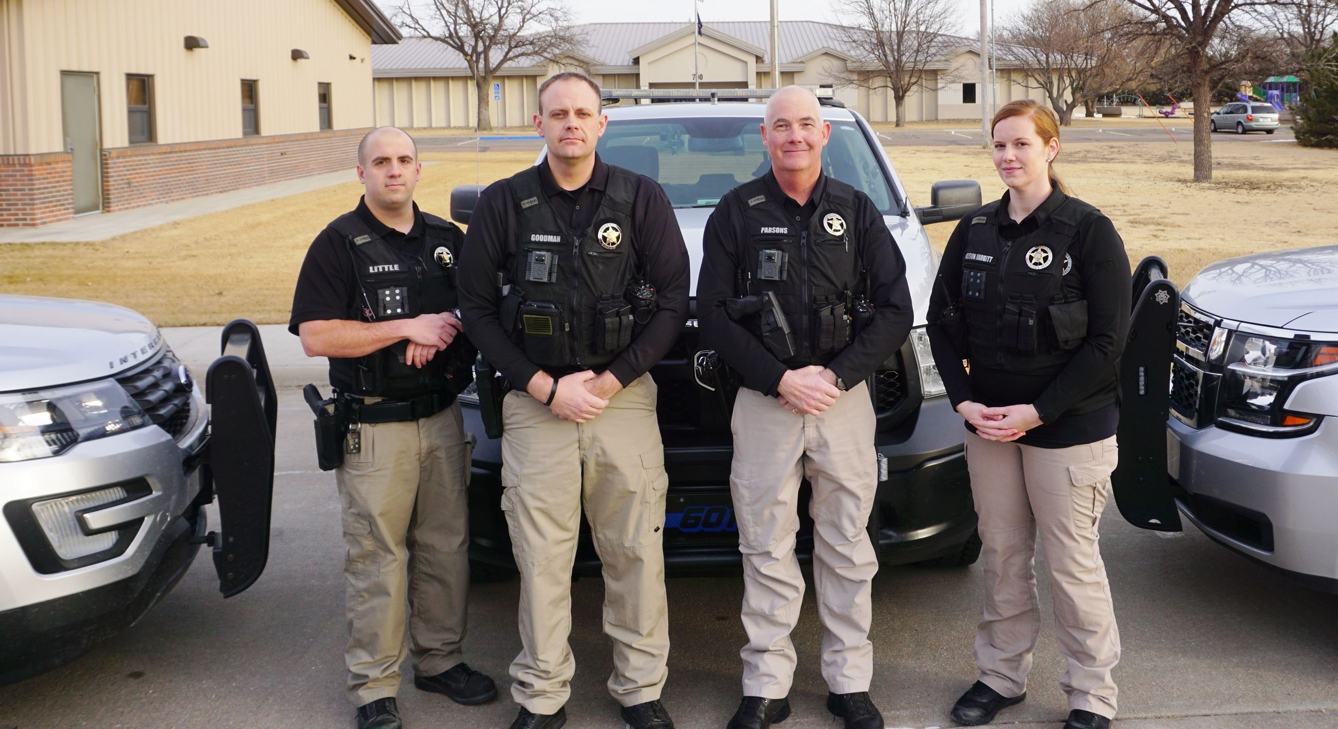 Sheriff officers